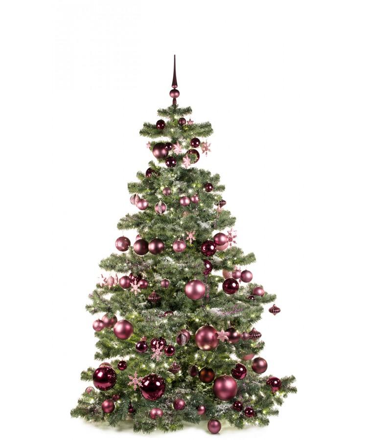 Basic Tree Purple Milka 210cm-0