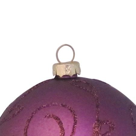 Basic Tree Purple Milka 210cm-1763