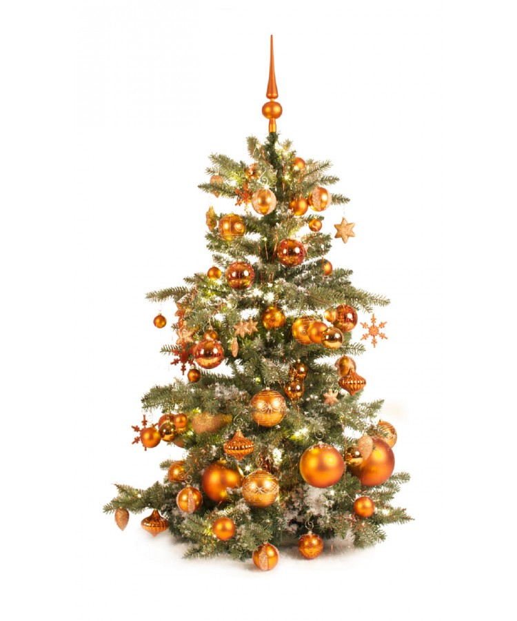 Luxury Tree Warm Copper 120cm-0